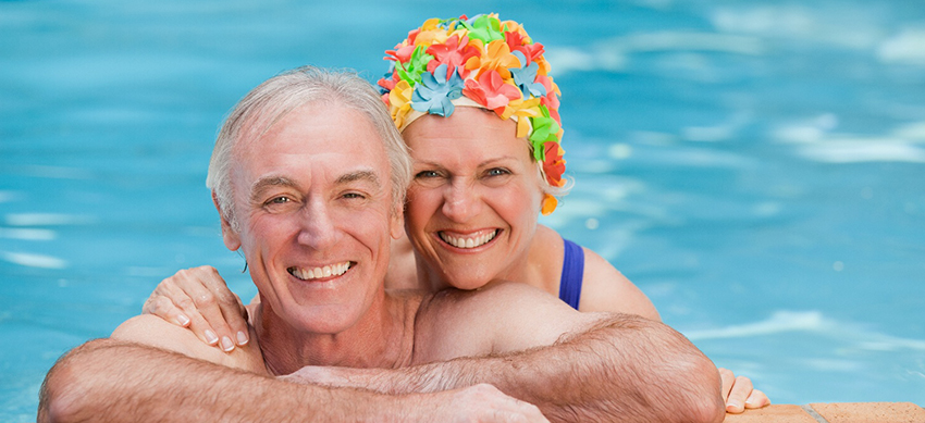 swimming with COPD